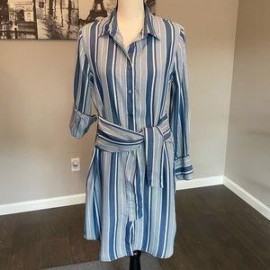 Appraisal Tie Waist Dress